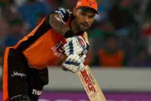 IPL 2018 : आखिरी गेंद पर सनराइजर्स की रोमांचक जीत