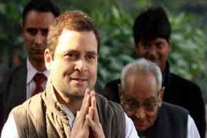 लोकसभा चुनाव से पहले दो दिवसीय दौरे पर अमेठी पहुंचे राहुल गांधी