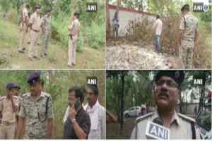 मुजफ्फरपुर अस्पताल के पीछे 100 मानव कंकाल मिलने से बिहार सरकार में मचा हड़कंप