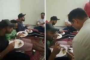 हैदराबादी दोस्त के घर बिरयानी खाने पहुंचे कोहली, इंस्टाग्राम पर शेयर हुआ VIDEO