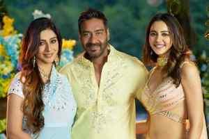 अजय देवगन के बर्थडे पर फिल्म 'दे दे प्यार दे' का ट्रेलर रिलीज