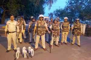 Bhopal Local News : शांति, सुरक्षा व कानून व्यवस्था के मद्देनजर जन संवाद
