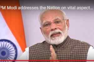 21 दिन तक लॉकडाउन, चाहे जो हो जाए, घर में ही रहना है: PM