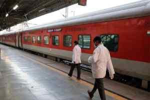 Indian rail service big news : रेलवे की यात्री सेवाएं भी 03 मई तक निलंबित